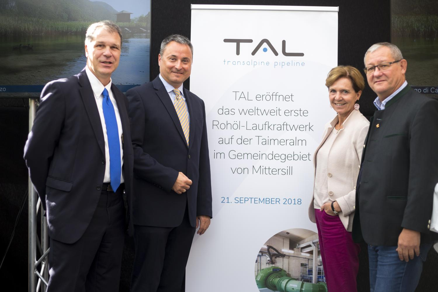 TAL GROUP INAUGURATES THE FIRST CRUDE OIL POWER STATION
