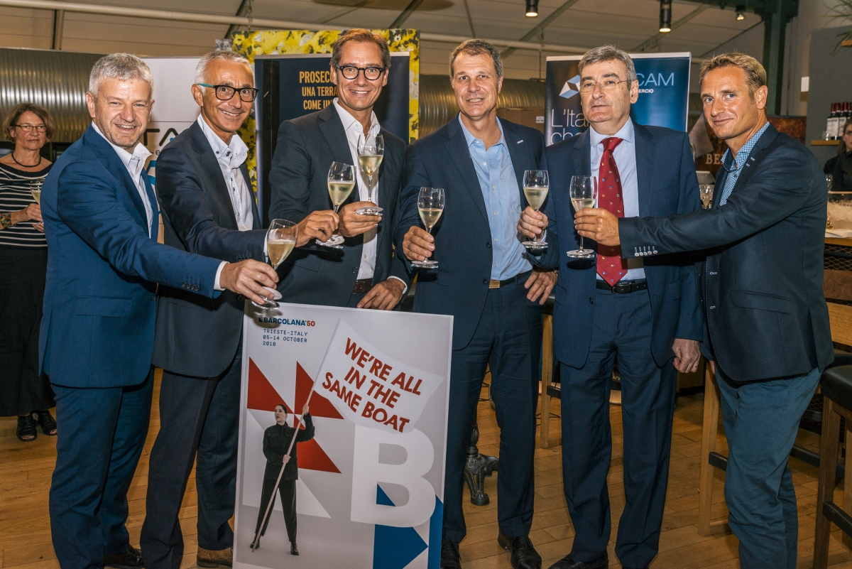 """Barcolana 50: die TAL-Gruppe als """"Botschafter"""""""