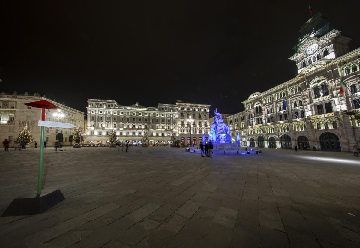 Dalla SIOT un regalo nel cuore di Trieste