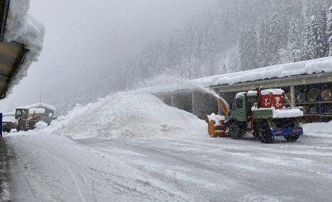 Transalpine Ölleitung wieder in Betrieb
