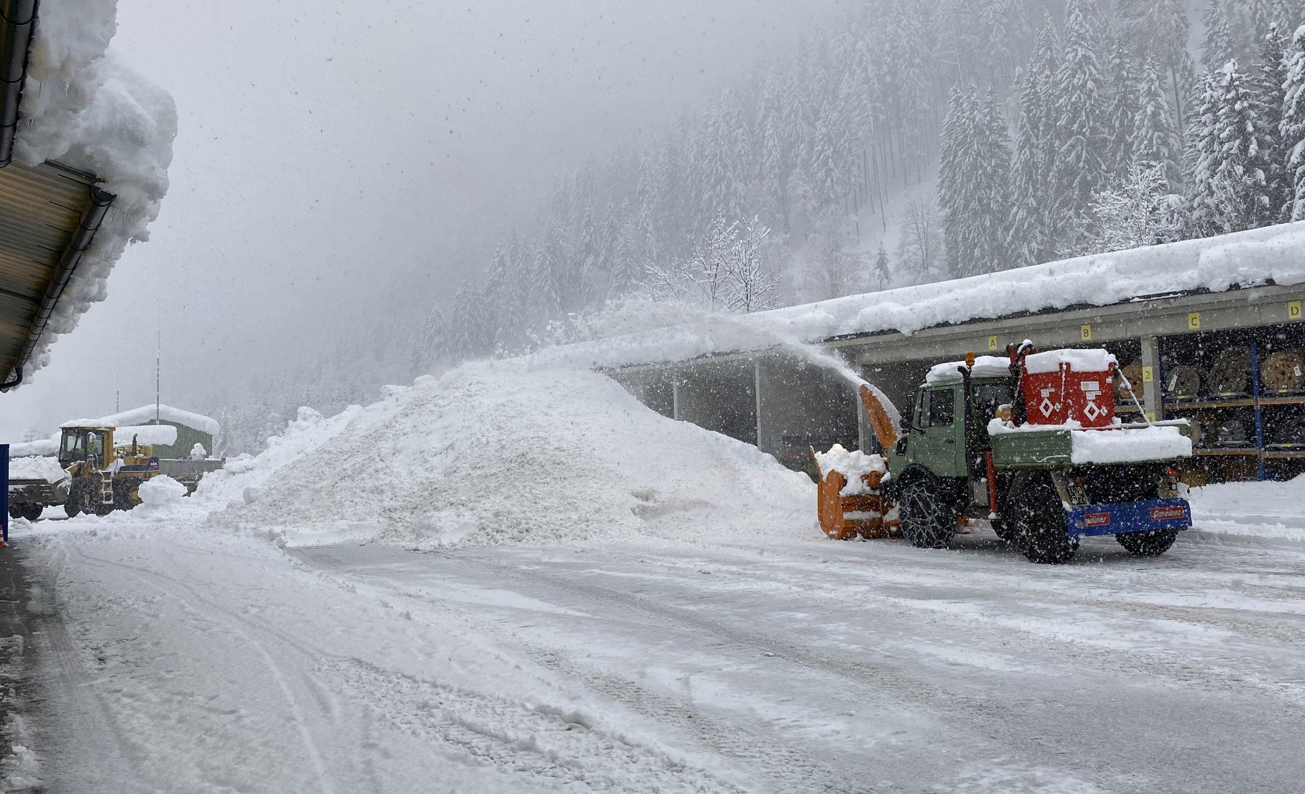 L'Oledotto Transalpino torna in funzione